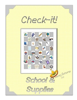 Check It! School & Supplies