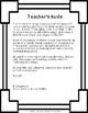 Check Register ISN Notes TEKS 6.14C