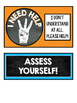 Check for Understanding Hand Signals Rubric