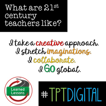 Check out all the great digital resources by searching #TP