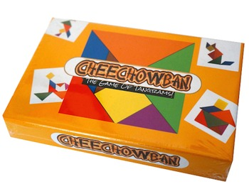 Cheechowban | The Game of Tangrams Classroom pack (24 Cuto
