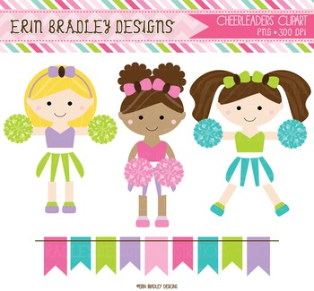 Cheerleader Clipart Graphics