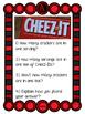 Cheez-It Math