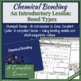 Chemical Bonding-An Introductory Lesson on Types of Chemic