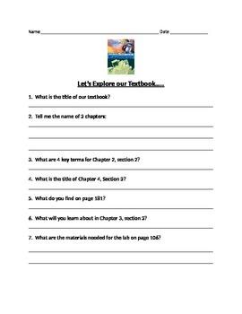 Chemical Building Blocks Chapter 1 & 2 worksheets