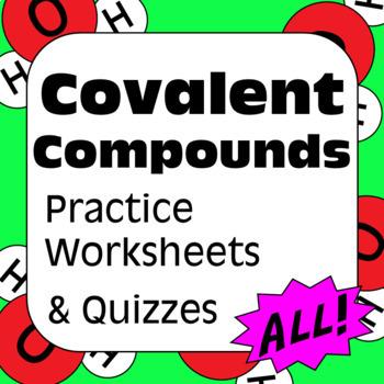 Chemical Nomenclature: Naming Covalent Compounds