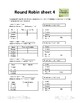 Chemical Nomenclature (Transition Metals) Round Robin Activity