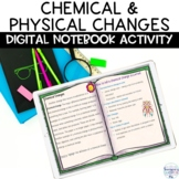 Chemical and Physical Changes Google Drive Nonfiction Arti