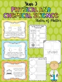 Chemical and Physical Science Activities