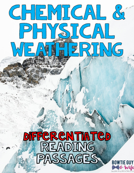 Chemical and Physical Weathering Differentiated Nonfiction