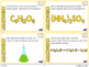 Chemistry: Compounds, Bonding & Reactions Task Cards (Diff