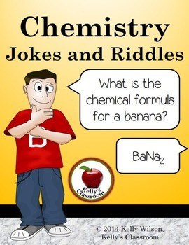 Chemistry Jokes & Riddles