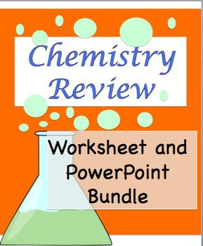 Chemistry Review Bundle