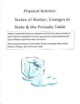 Chemistry: States of Matter & more