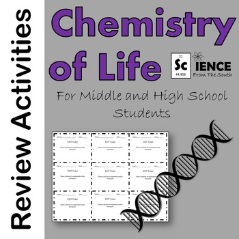 Macromolecules, Enzymes, and Cellular Transport Review Act