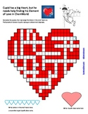Chemistry of Love: A fun Valentine's Day Puzzle activity f
