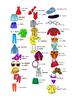 Cherche les paires - Les vêtements