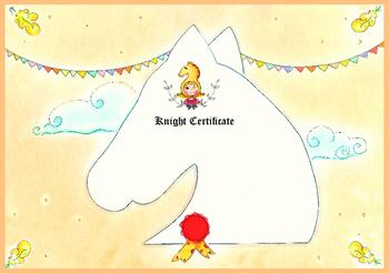 Chess Certificate