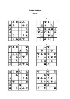 Chess Sudoku