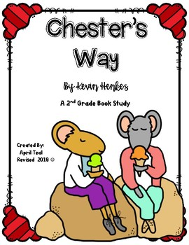 Chester's Way: A Common Core Book Study