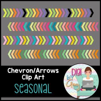 Chevron - Arrows Clip Art - Holiday