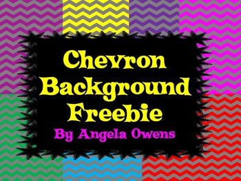 Chevron Backgrounds Freebie