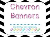 Chevron Banner Kit