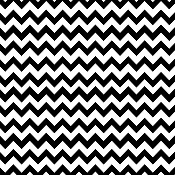 Digital Papers: Chevron Pattern Black and White FREE 12x12
