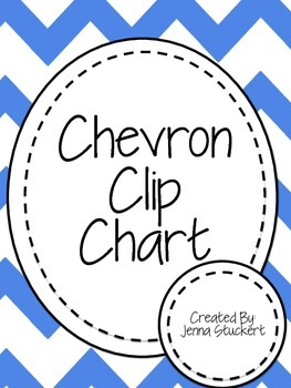 Chevron Clip Chart
