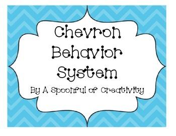 Chevron Design Behavior System