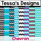 Chevron {Digital Paper Pack}