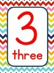 Chevron Number pack