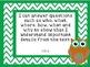 Chevron Owl Common Core Standards 2nd Grade