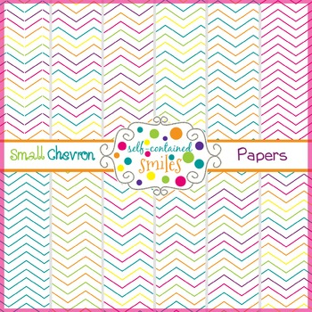 Chevron Paper Designer Pack (65 papers)