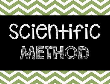 Chevron Scientific Method