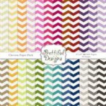 Chevron Set 1 Papers