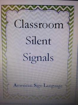 Chevron Behavior Silent Signal Signs