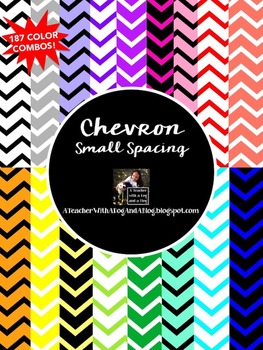 Chevron (Small Spacing) Backgrounds