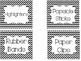 Chevron Supply Labels