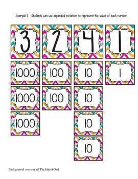 {Chevron} Understanding Place Value (Thousands, Hundreds,