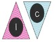 Chevron and Chalkboard Welcome to Our Class Banner Bunting
