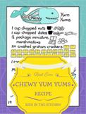 Chewy Yum Yums: Free Recipe
