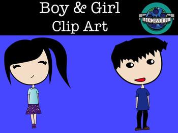Chibi Clip Art Package