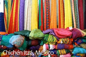 Chichen Itza, Mexico Poster: Digital Download