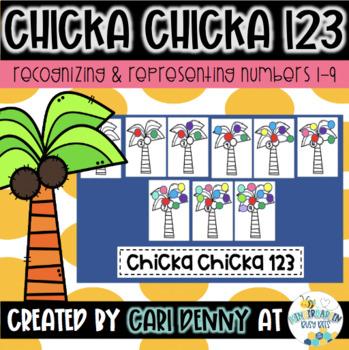 Chicka Boom 123: 0-5 matching