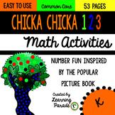 Chicka Chicka 123: Kindergarten Math Unit
