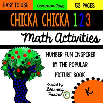Chicka Chicka 123: Kindergarten Math Activities