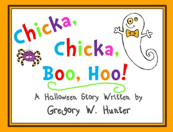 Chicka, Chicka, Boo, Hoo! ~ An Emergent Reader With Hallow