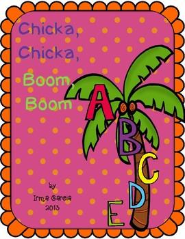 Chicka Chicka, Boom Boom