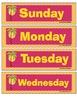 Chicka Chicka Boom Boom Calendar Display
